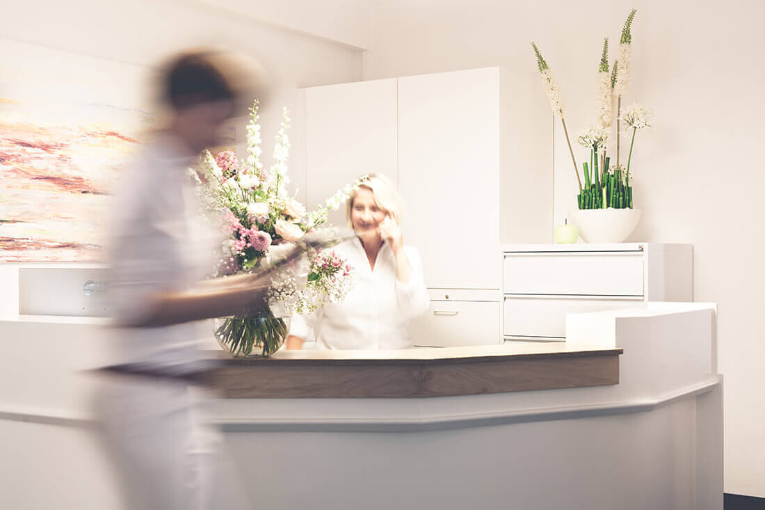 Zahnarzt Potsdam - Grünewald - Home Empfang