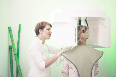 Zahnarzt Potsdam - Grünewald - Praxis Röntgensituation